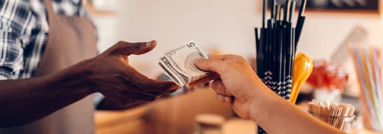 restaurant cost of cash