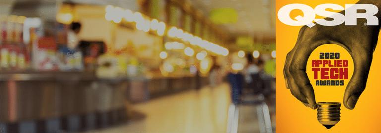 Blur image of fast food restaurant