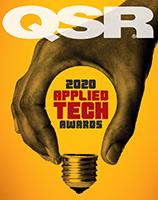 2020 QSR Applied Tech Awards from QSR Magazine